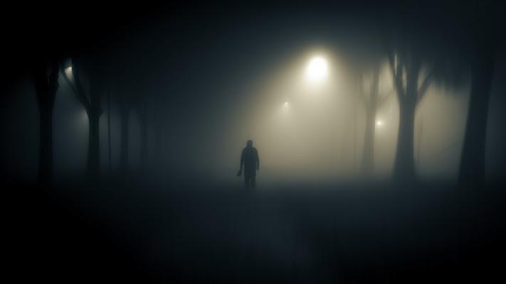Alone in the dark di Matteo Masini