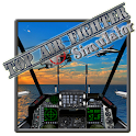 Top Air Fighter Simulator icon