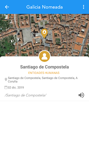 Galicia Nomeada screenshot 5