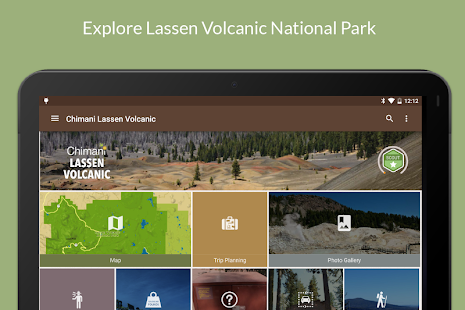Lassen Volcanic NP by Chimani- screenshot thumbnail