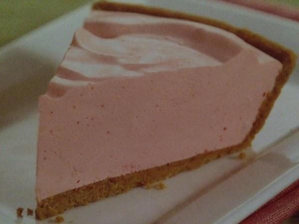 Pink Jello Pie Recipe