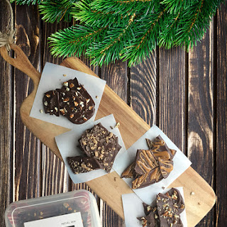 Easy Chocolate Bark