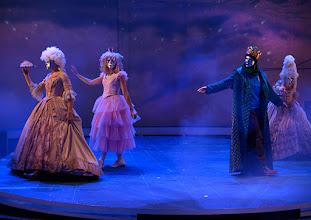 Photo: WIEN/ Akademietheater: DIE SCHNEEKÖNIGIN - Märchen von Hans Christian Andersen. Inszenierung: Anette Raffalt, Premiere 15. November 2014.  Foto: Barbara Zeininger