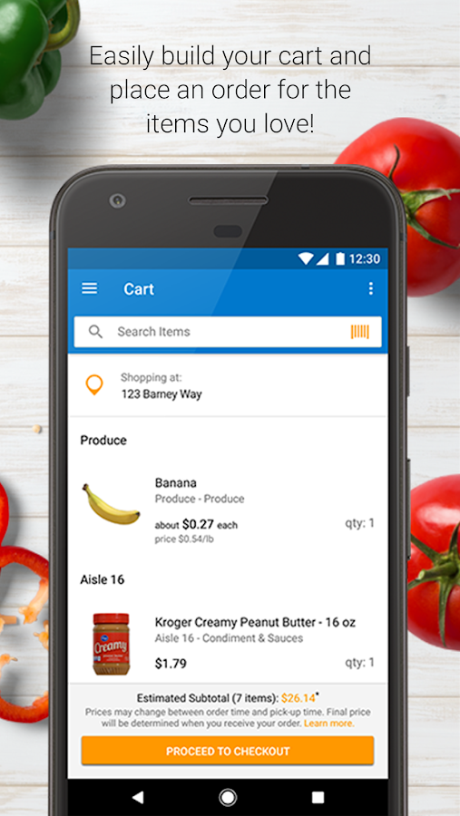 Kroger android apps on google play - Kroger mobel essen ...
