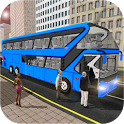 Luxury City Coach Bus Driving Simulator 2017 icon