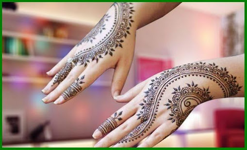 Mehndi For Girls : Henna mehndi designs girls apps on google play