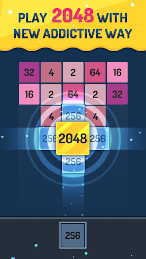 Merge Block - 2048 Puzzle 2.6.7 screenshots 1