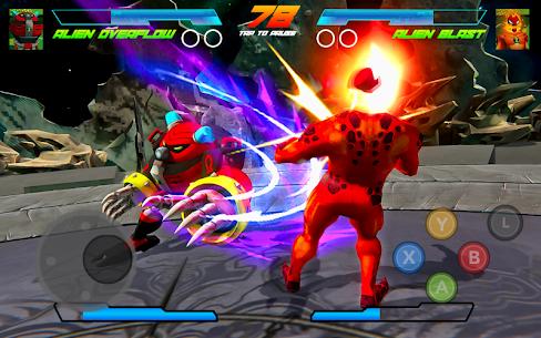 Heroes Alien Force Fight Ultimate Earth Battle War 4