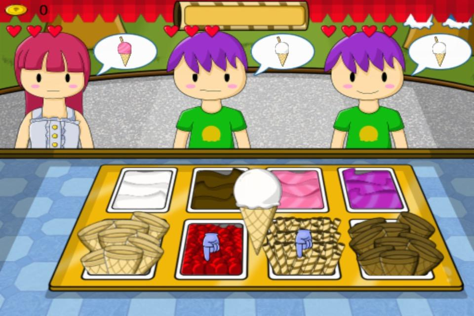 Juegos De Cocinar Y Servir | Hacer Helados Juegos Aplicaciones De Android En Google Play
