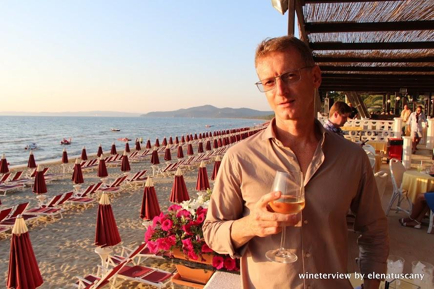 simone della mora, golg beach club punta ala