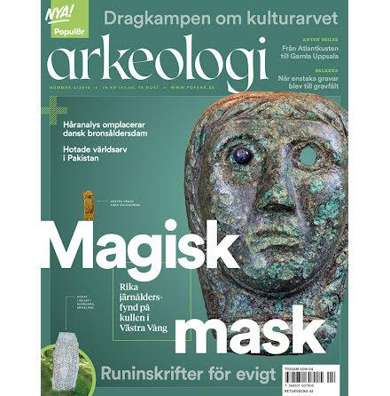 Populär arkeologi 4/2018