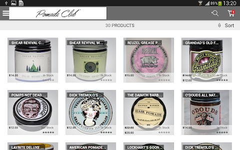 Pomade Club screenshot 9