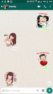 Couple Sticker App For WhatsApp-WAStickerApps 6