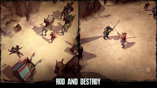 Exile Survival u2013 Survive to fight the Gods again apkdebit screenshots 4