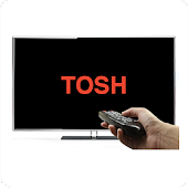 Remote for Toshiba TV