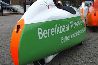 Photo: Ja, met de fiets is bijna alles bereikbaar.