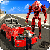 Big Truck Robot Mechanic