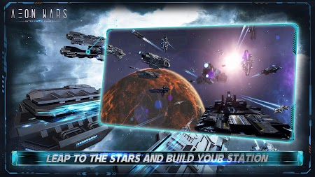 Aeon Wars: Galactic Conquest APK screenshot thumbnail 2