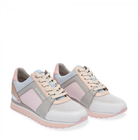 Billie Trainer, pink multi