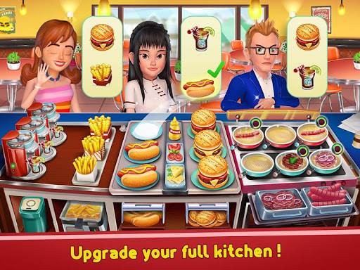 Kitchen Madness - Restaurant Chef Cooking Game modavailable screenshots 12