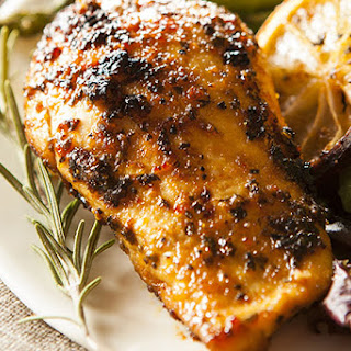 Lemon and Herb Chicken Breasts.