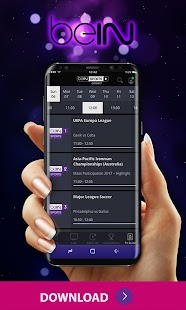Live Match TV & Download - |Beinsport| Simulator - náhled