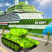 US Military Cargo Transport: Army Ship Simulator