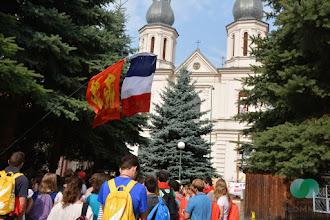 Photo: Światowe Dni Młodzieży w Gminie Słomniki