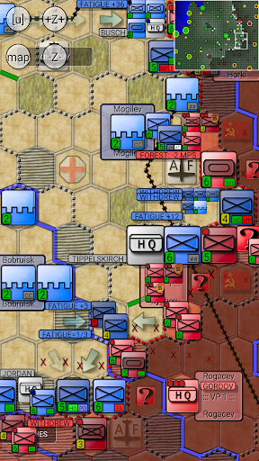 Fall of Army Group Center 1944 (free) 1.0.1.2 screenshots 2