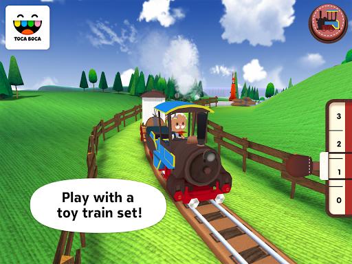 Toca Train  image 0
