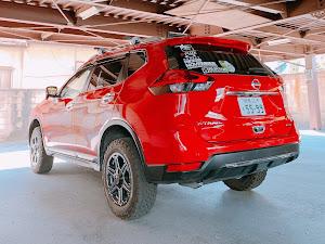 エクストレイル HNT32 20Xハイブリッド4WDのカスタム事例画像 *アクア*さんの2019年03月25日15:22の投稿