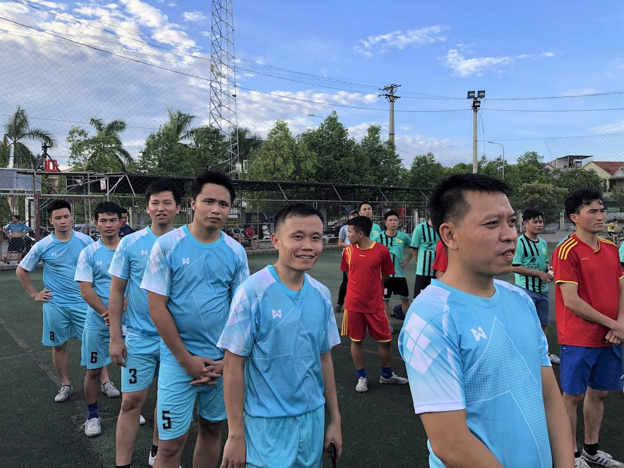 Giải bóng đá thường niên do Hội Nhà báo Nghệ An tổ chức được đánh giá có chất lượng chuyên môn ngày càng cao