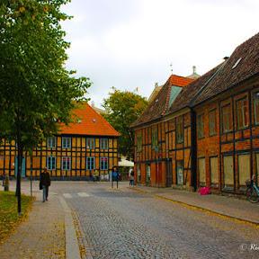 14世紀の天文時計が見られるスウェーデンのルンド大聖堂(Lunds domkyrka)