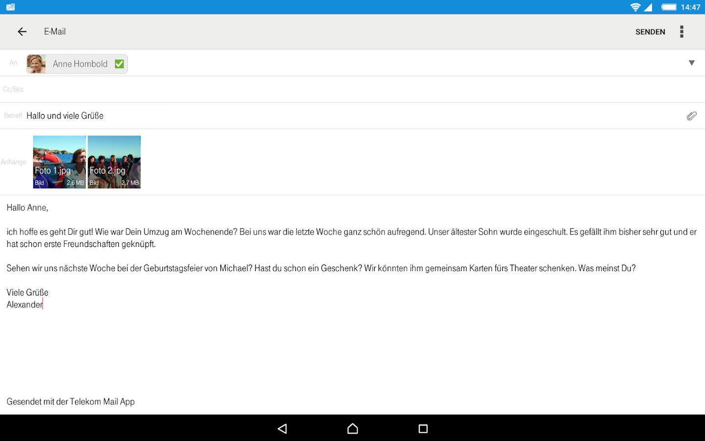 changer adresse mail google play