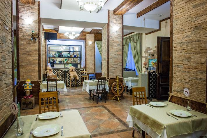 Фото №1 зала Кафе «Веранда»