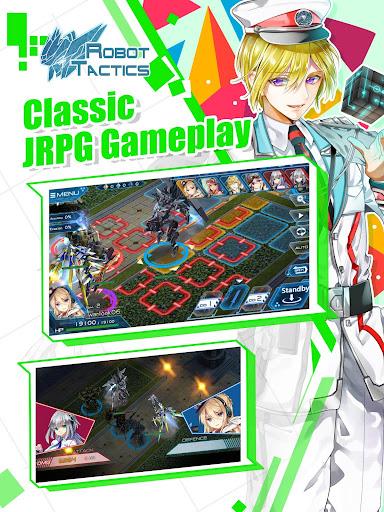 Robot Tactics: Real Time Robots War 127 Screenshots 12