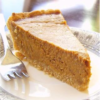 Dairy-Free Soy-Free Pumpkin Pie