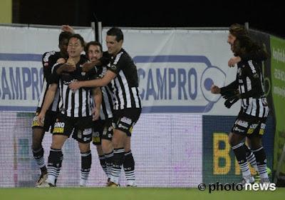 Benavente, le déclic qui ouvre la porte des Playoffs 1 à Charleroi