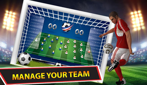 Dream League 17 app (apk) free download for Android/PC/Windows screenshot