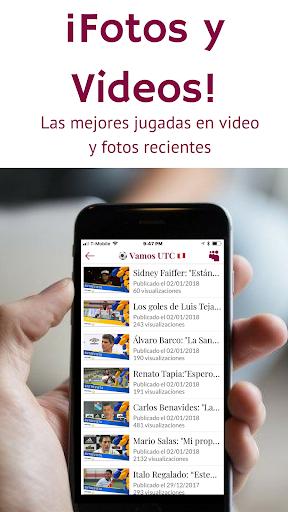 Club UTC Noticias - Futbol UTC de Cajamarca Peru00fa 1.0 screenshots 3