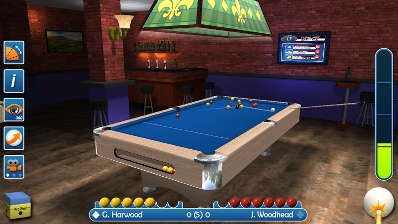 Pro Pool 2018 Screenshot 19