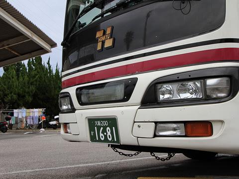 阪急バス「よさこい号」 2891 桟橋高知営業所にて_03