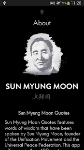 Sun Myung Moon Quotes- screenshot thumbnail