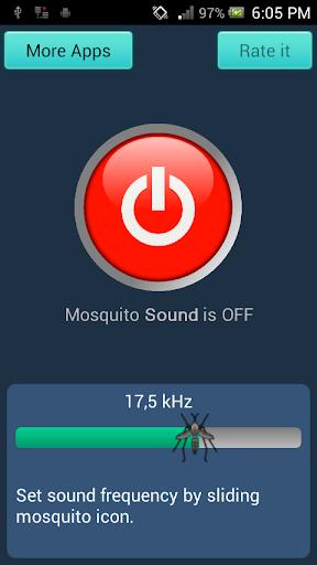防蚊虫声音恶作剧