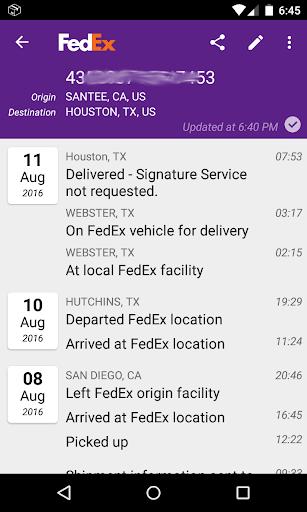 Shipments Worldwide screenshot 4