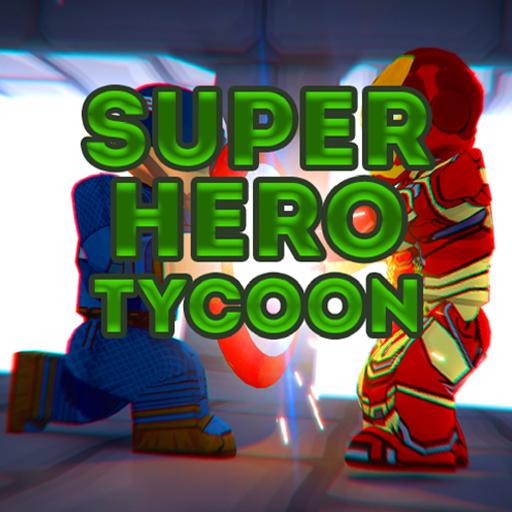 Superhero Tycoon Obby Escape Mod Applications Sur Google Play