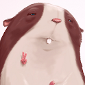 cute hamsters wallpapers icon