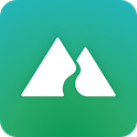 ViewRanger: Trail Maps for Hiking, Biking, Skiing icon
