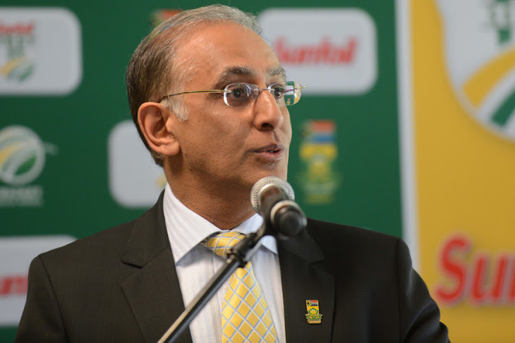 Cricket South Africa CEO Haroon Lorgat. Picture: GALLO IMAGES/LEE WARREN