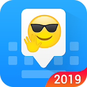 Facemoji Emoji Keyboard:GIF, Emoji, Keyboard Theme